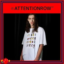 ATTENTIONROW(アテンションロー) Tシャツ・カットソー [ATTENTIONROW] 21S4D012 DarkRoom ArchiveFilm Tee/追跡付