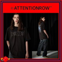 ATTENTIONROW(アテンションロー) Tシャツ・カットソー [ATTENTIONROW] 21S4D008 DarkRoom Lettering Tee/追跡付