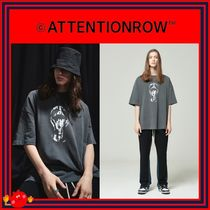 ATTENTIONROW(アテンションロー) Tシャツ・カットソー [ATTENTIONROW] 21S4D007 Joker Overfit Pigment Tee/追跡付