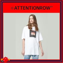 ATTENTIONROW(アテンションロー) Tシャツ・カットソー [ATTENTIONROW] 21S4D002 DarkRoom in Use Short T-Shirt/追跡付