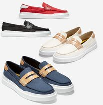 Cole Haan(コールハーン) スニーカー COLE HAAN GrandPro Rally Canvas Penny Loafer (Men)