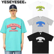 YESEYESEE(イェスアイシー) Tシャツ・カットソー ★YESEYESEE★送料込★韓国 正規品 Tシャツ Spray Authentic Tee