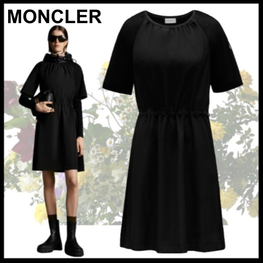 MONCLER☆ Dress With Drawcord/ワンピース (MONCLER/ワンピース) 69386528