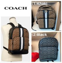 【COACH】☆新作☆バックパック☆Graham Backpack In Signature