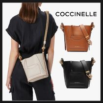 COCCINELLE(コチネレ) ショルダーバッグ・ポシェット ◆COCCINELLE◆バケットバッグ◆
