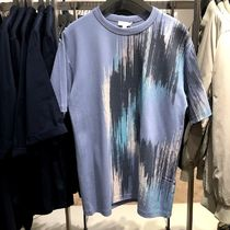 """COS(コス) Tシャツ・カットソー """"COS MEN"""" RELAXED-FIT PRINTED T-SHIRT STEEL BLUE"""
