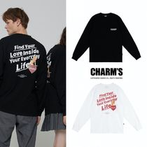 Charm's(チャームス) Tシャツ・カットソー 【CHARM'S】CPD ロングスリーブ/2カラー