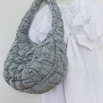 """COS(コス) バッグ・カバンその他 """"COS"""" QUILTED MINI BAG DUSTY GREEN"""