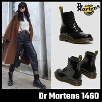 【Dr Martens】1460 WOMEN'S PATENT LEATHER LACE UP BOOTS