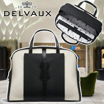 DELVAUX(デルボー) ビジネスバッグ・アタッシュケース ◆エレガントな実用性を備えたバッグ◆DELVAUX◆Magritte D-Off
