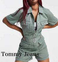 【Tommy Jeans】ショートボイラースーツ
