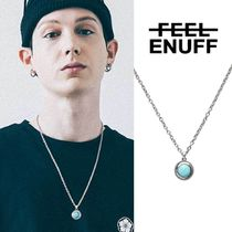 【FEEL ENUFF】Turquoise Silver Necklace