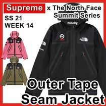 Supreme X TNF Summit Series Outer Tape Seam Shell Jacket