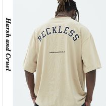 Reckless College Tee★ロングシーズン対応の定番アイテムに★