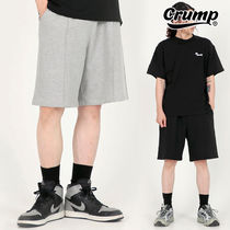 [CRUMP] COTTON LOOSE FIT SHORTS_9 INCH (CP0177)