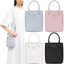PR2583 SMALL BRUSHED LEATHER TOTE