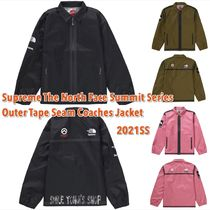 ★21SS★Supreme The North Face Summit Series Coaches Jacket