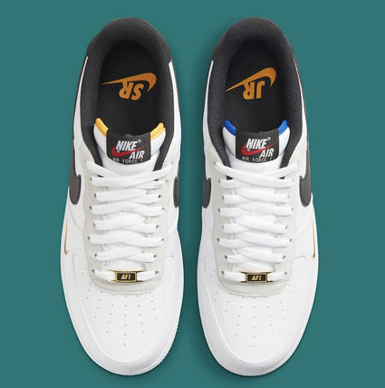"""Nike スニーカー 【記念モデル】NIKE AIR FORCE 1 LOW★""""Ken Griffey Jr. And Sr""""(5)"""