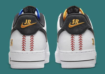 """Nike スニーカー 【記念モデル】NIKE AIR FORCE 1 LOW★""""Ken Griffey Jr. And Sr""""(6)"""