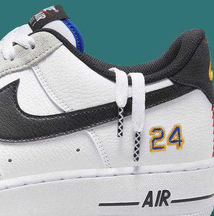 """Nike スニーカー 【記念モデル】NIKE AIR FORCE 1 LOW★""""Ken Griffey Jr. And Sr""""(8)"""