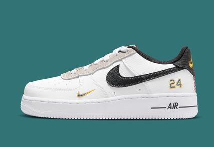 """Nike スニーカー 【記念モデル】NIKE AIR FORCE 1 LOW★""""Ken Griffey Jr. And Sr""""(13)"""