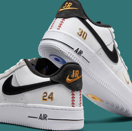 """Nike スニーカー 【記念モデル】NIKE AIR FORCE 1 LOW★""""Ken Griffey Jr. And Sr""""(14)"""