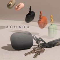 【XOUXOU】ユニセックス☆シリコンAirPods/AirPods Pro☆各色