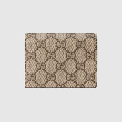 GUCCI 折りたたみ財布 累積売上総額第1位【GUCCI★グッチ】CARD CASE WALLET(4)