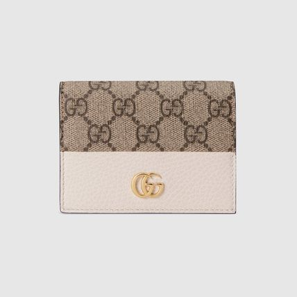 GUCCI 折りたたみ財布 累積売上総額第1位【GUCCI★グッチ】CARD CASE WALLET(5)