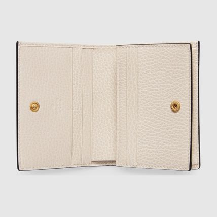 GUCCI 折りたたみ財布 累積売上総額第1位【GUCCI★グッチ】CARD CASE WALLET(6)
