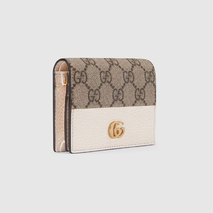 GUCCI 折りたたみ財布 累積売上総額第1位【GUCCI★グッチ】CARD CASE WALLET(7)