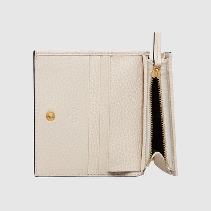 GUCCI 折りたたみ財布 累積売上総額第1位【GUCCI★グッチ】CARD CASE WALLET(8)