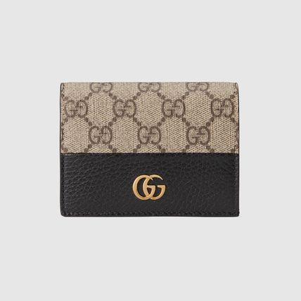 GUCCI 折りたたみ財布 累積売上総額第1位【GUCCI★グッチ】CARD CASE WALLET(11)