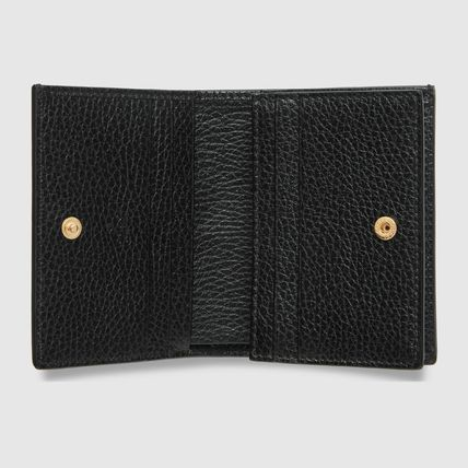 GUCCI 折りたたみ財布 累積売上総額第1位【GUCCI★グッチ】CARD CASE WALLET(12)