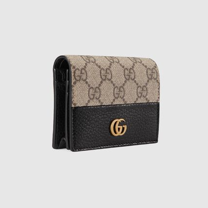 GUCCI 折りたたみ財布 累積売上総額第1位【GUCCI★グッチ】CARD CASE WALLET(13)