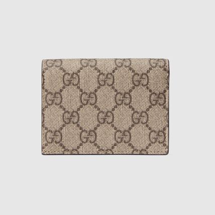 GUCCI 折りたたみ財布 累積売上総額第1位【GUCCI★グッチ】CARD CASE WALLET(16)