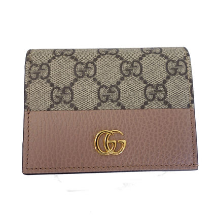 GUCCI 折りたたみ財布 累積売上総額第1位【GUCCI★グッチ】CARD CASE WALLET(2)