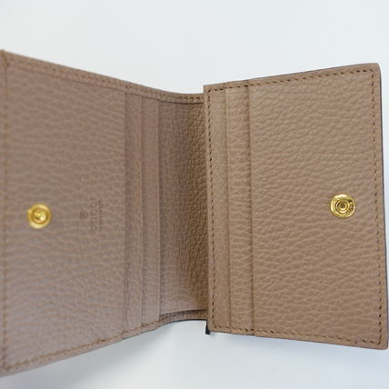 GUCCI 折りたたみ財布 累積売上総額第1位【GUCCI★グッチ】CARD CASE WALLET(3)