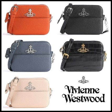 UK発☆VivienneWestwood☆Johanna synthetic クロスボディバッグ