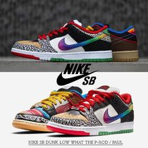 NIKE SB DUNK LOW WHAT THE P-ROD / PAUL - ダンク エスビー