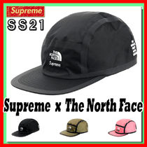 14 WEEK SS 21 Supreme The North Face Tape Seam Camp Cap