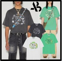ANDERSSON BELL(アンダースンベル) Tシャツ・カットソー ★送料・関税込★ANDERSSON BELL★UNISEX DINOSAUR T-SHIRT.S★