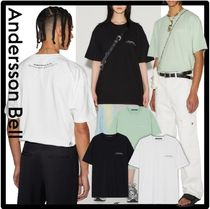 ANDERSSON BELL(アンダースンベル) Tシャツ・カットソー ★関税込★ANDERSSON BELL★PRINTEMPS-ETE ESSENTIAL T-SHIRT.S