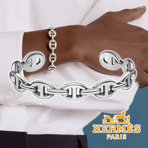HERMES 21SS Chaine d'Ancre bracelet Silver ブレスレット