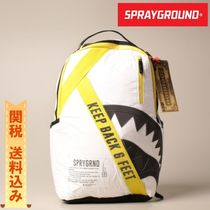 【SPRAYGROUND】Backpack in technical fabric with shark mouth