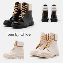 【See by Chloe】雨の日に♪カラー2色★FLORRIE レインブーツ