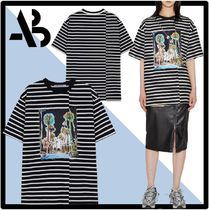 ANDERSSON BELL(アンダースンベル) Tシャツ・カットソー 関税込★ANDERSSON BELL★UNISEX FILM ARCHIVE PATCH T-SHIRT.S