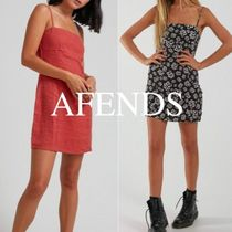 AFENDS(アフェンズ) ワンピース 送料込*AFENDS LOLA タイトワンピース*国内発送