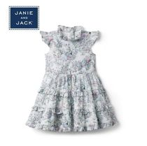 【Janie and Jack】不思議の国のアリス★ワンピ★12m〜12歳