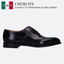 Church'S Consul 173 oxford shoes in shiny leather
